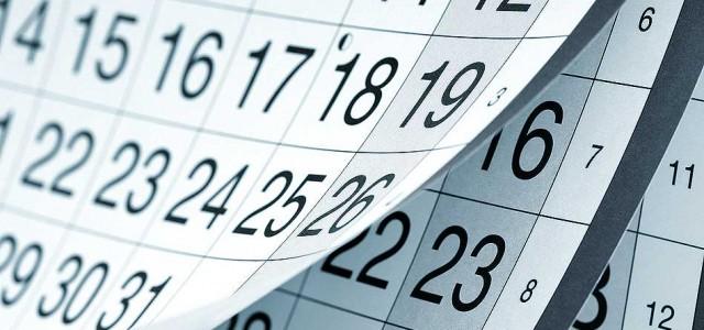 2014 Half Marathon Calendar