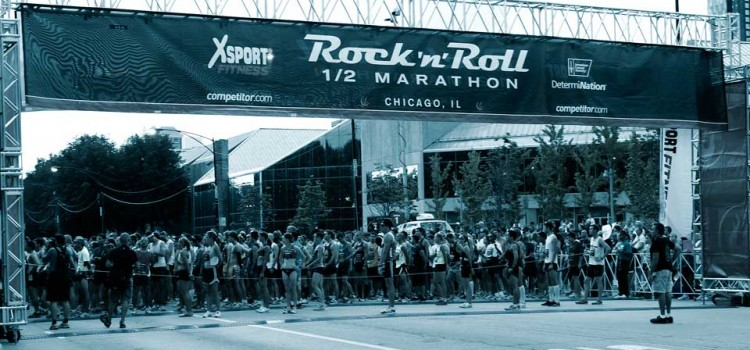 The 5 Largest Half Marathons in the United States
