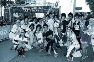 Rock n Roll Half Marathon - Las Vegas