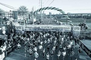 Rock n Roll Half Marathon - Mardi Gras